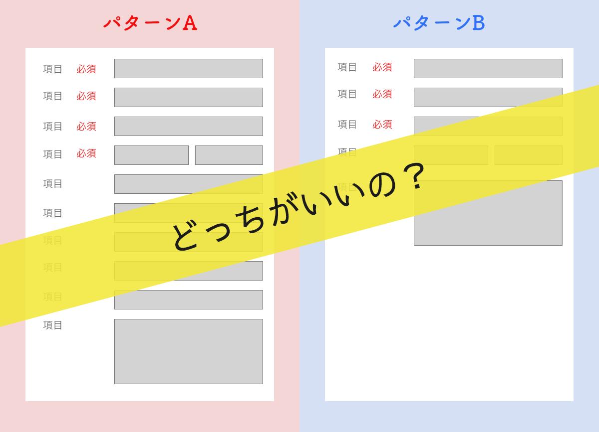 お 問い合わせ フォーム デザイン